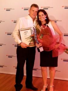 Westpac Business Excellence Awards - MoreFM Customer Choice WINNER for Excellent Customer Service - Hone Heke Lodge Kerikeri