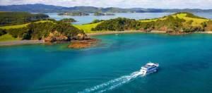 Bay of Islands activities: Cream Trip