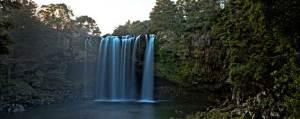 Bay of Islands activities - Rainbow Falls