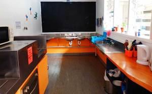 B&B Kerikeri kitchen