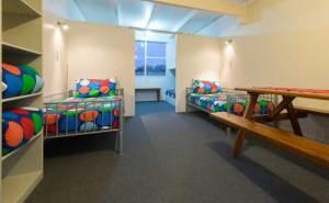 Kerikeri hostel dorm room