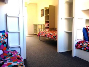 Kerikeri hostel rooms at Hone Heke Lodge